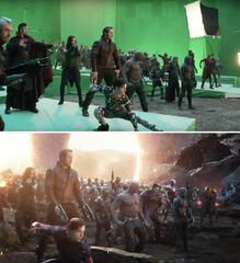 Die Avengers sammeln sich