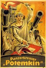 Panzerkreuzer Potemkin Poster