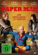 Paper Man - Zeit erwachsen zu werden - Poster