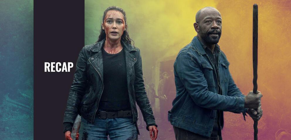 Fear the Walking Dead - Staffel 5, Folge 1: Here to Help