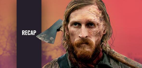 Fear the Walking Dead - Staffel 5, Folge 3: Der San Antonio Spaltschuss