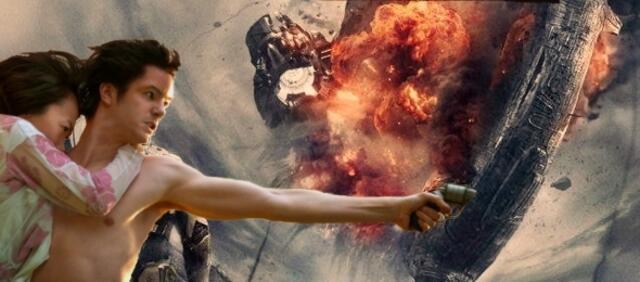 2012 offenbarten fantastische Science-Fiction-Welten auf der Leinwand