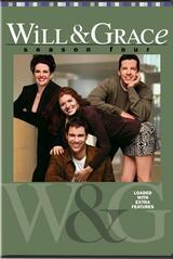 Will & Grace - Staffel 4 - Poster