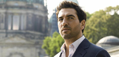 Elyas M'Barek in Der Fall Collini