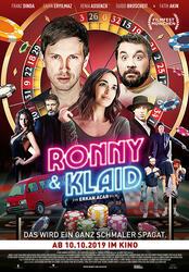 Ronny & Klaid Poster