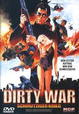 Dirty War - Schmutziger Krieg - Poster