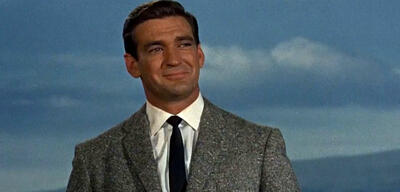 Rod Taylor in Die Vögel