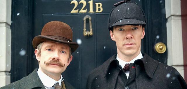 Sherlock Special Kino