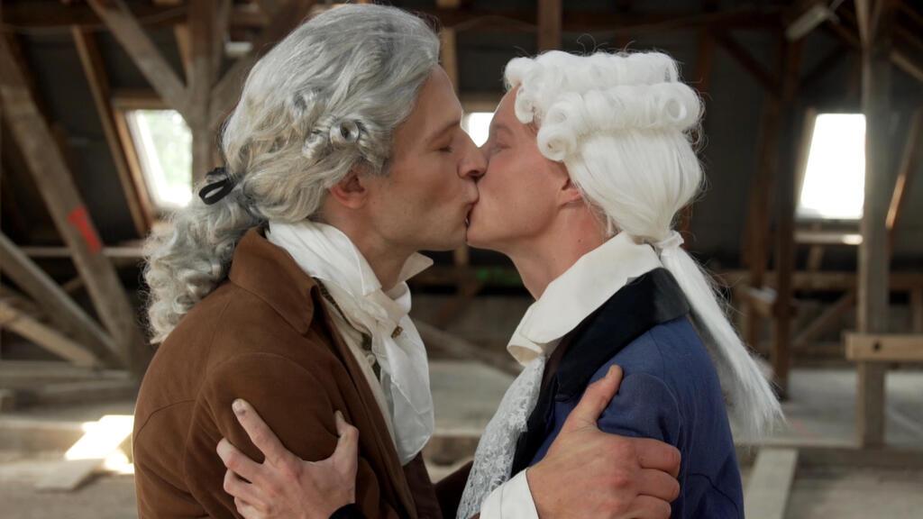Männerfreundschaften