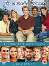 Dawsons Creek - Staffel 6 - Poster