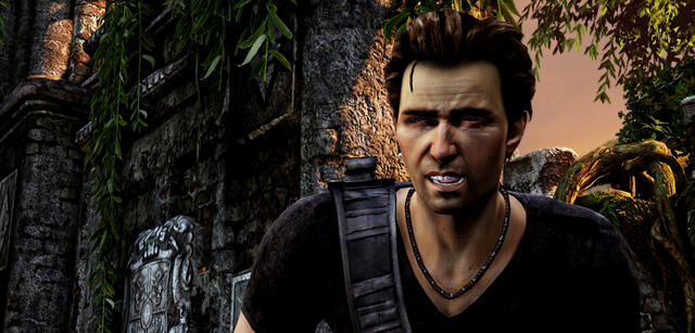 Harry Flynn in Uncharted 2, gesprochen von Steve Valentine