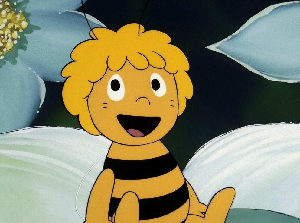 Bild Biene Maja