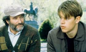 Good Will Hunting mit Matt Damon und Robin Williams - Bild 1