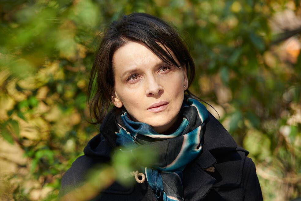 Die Blüte des Einklangs mit Juliette Binoche