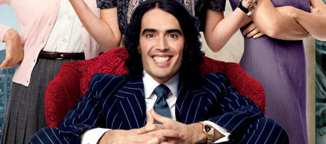 Russell Brand ist... Russell Brand