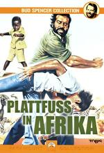 Plattfuß in Afrika Poster