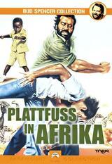 Plattfuß in Afrika - Poster