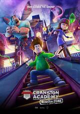 Die Monster Academy - Poster