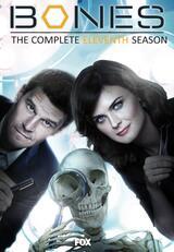 Bones - Die Knochenjägerin - Staffel 11 - Poster