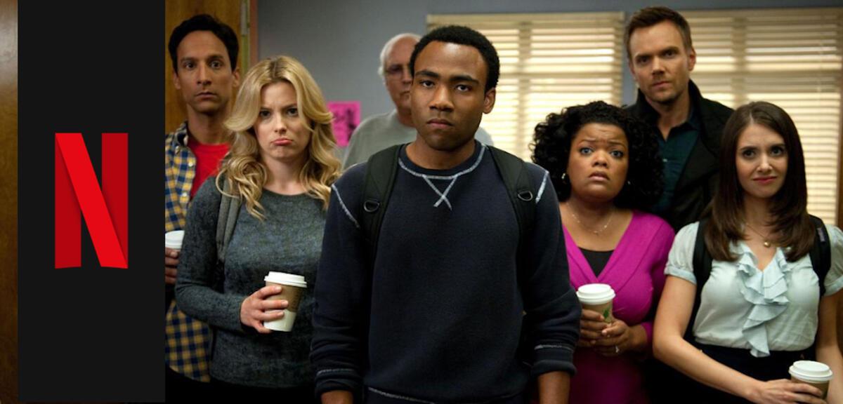 Besser als The Big Bang Theory: Kult-Serie Community ist jetzt bei Netflix