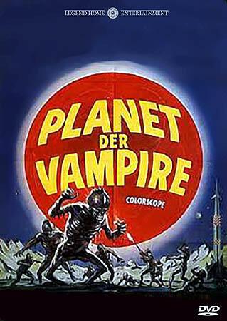 Planet der Vampire - Bild 1 von 14