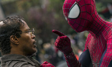 The Amazing Spider-Man 2: Rise of Electro mit Jamie Foxx - Bild 6