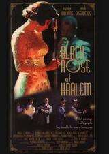 Black Rose of Harlem - Poster