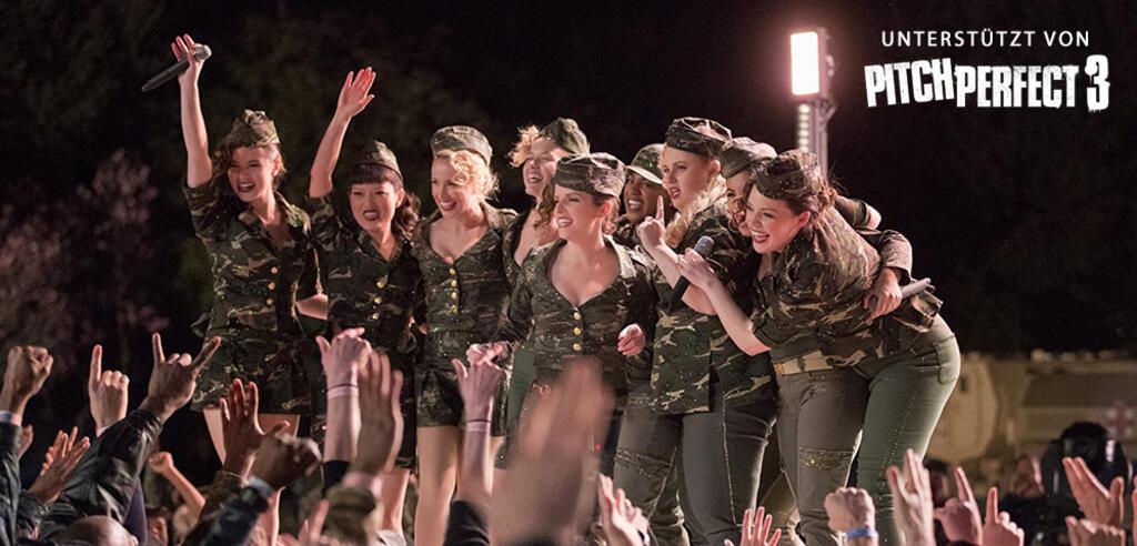 Die Bellas kommen noch ein letztes Mal zusammen in Pitch Perfect 3