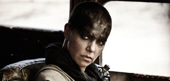 Charlize Theron als Imperator Furiosa