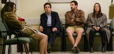 The Meyerowitz Stories - Ben Stiller und Adam Sandler im ersten Trailer zum Netflix-Film