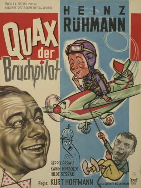 Quax Der Bruchpilot
