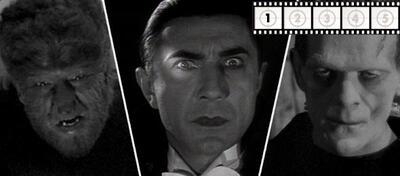 Gestatten – Wolfsmensch, Dracula & Frankensteins Monster