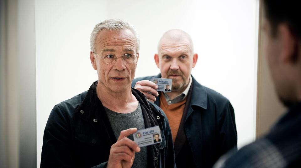 Tatort: Bausünden mit Dietmar Bär und Klaus J. Behrendt