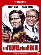 Der Teufel führt Regie - Poster