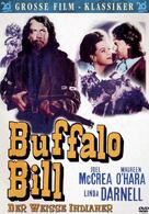 Buffalo Bill - Der weisse Indianer