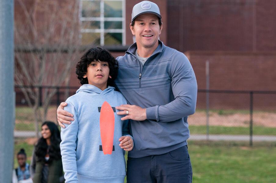 Plötzlich Familie mit Mark Wahlberg