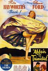 Affäre in Trinidad - Poster