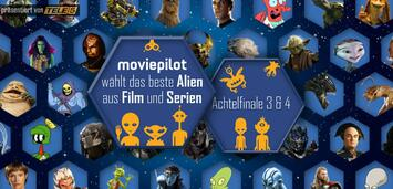 Bild zu:  Das beste Alien in Film und Serien
