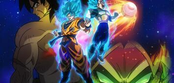 Bild zu:  Dragon Ball Super-Kinofilm (Key Visual)