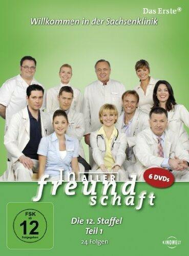 In aller Freundschaft - Staffel 12