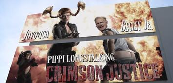 Bild zu:  Pippi Longstalking: Crimson Justice