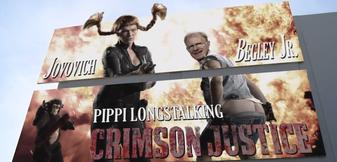 Pippi Longstalking: Crimson Justice