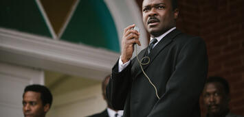 Bild zu:  David Oyelowo als Martin Luther King in Selma