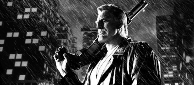 Mickey Rourke als Marv in Sin City 2: A Dame to Kill For