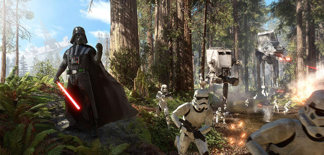 Star Wars Battlefront Kostenlos Spielen Ea Feiert Star Wars Tag