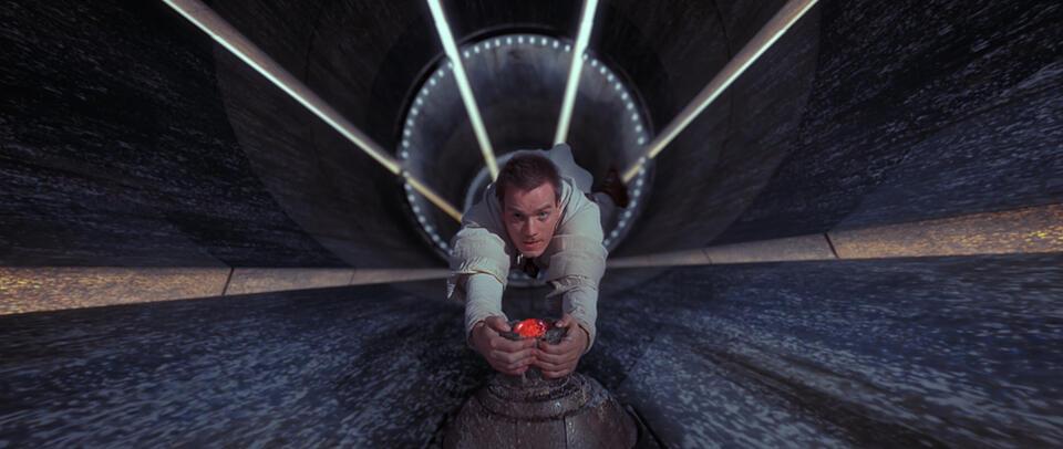 Star Wars: Episode I - Die dunkle Bedrohung mit Ewan McGregor