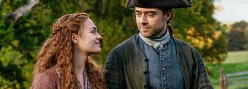 Outlander Staffel 5: Brianna und Roger