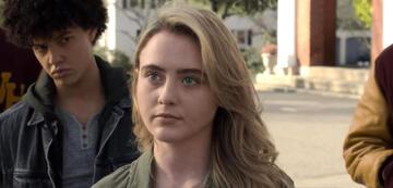 Kathryn Newton als Allie in The Society
