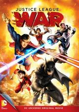 Justice League: War - Poster