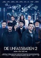 Die Unfassbaren 2 - Poster